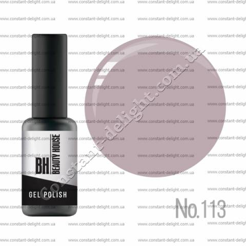 Гель-лак BH Beauty House 8 мл.№113