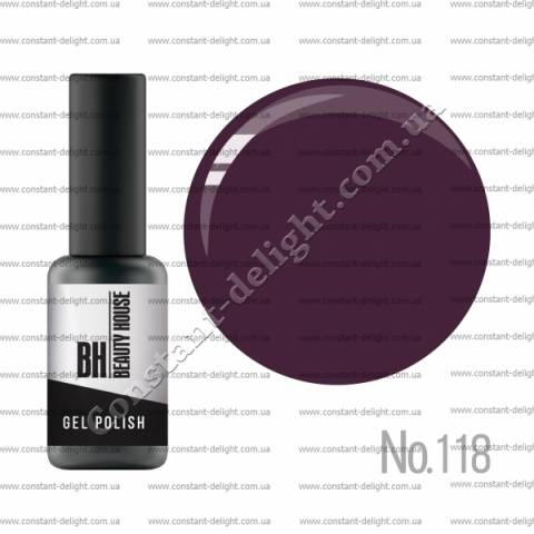 Гель-лак BH Beauty House 8 мл.№118