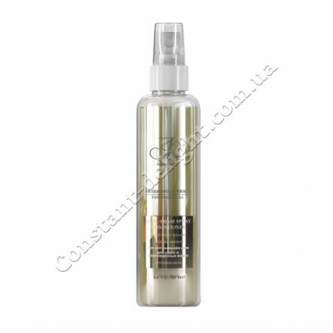Двуфазный спрей-кондиционер для сухих и повреждённых волос Jerden Proff, 250 ml
