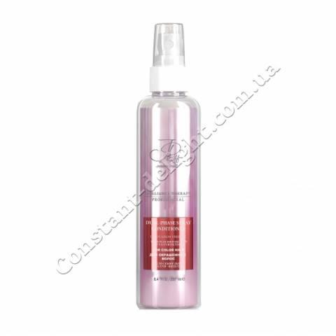 Двуфазный спрей-кондиционер для окрашенных волос Jerden Proff 250 ml