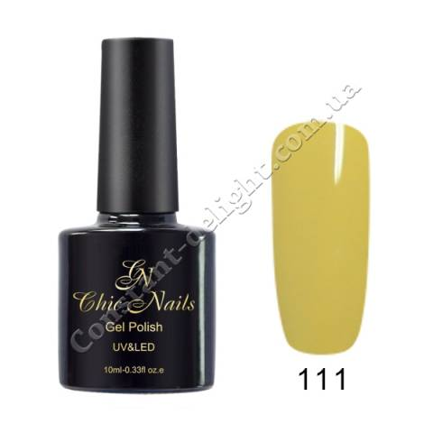 Гель-лак Chic Nails Alex 10 мл. №111