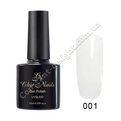 Гель-лак Chic Nails Alex 10 мл. №001
