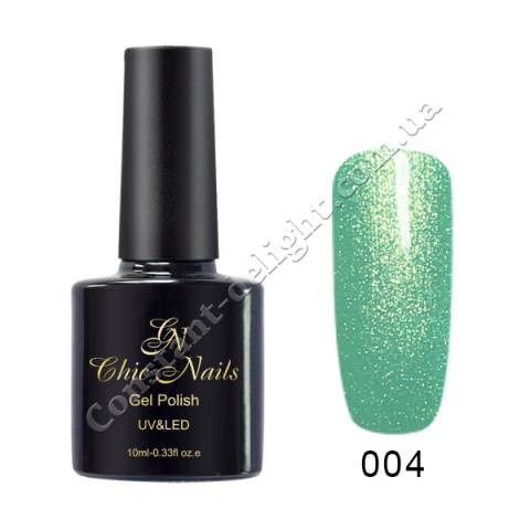 Гель-лак Chic Nails Alex 10 мл. №004