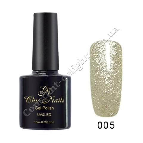 Гель-лак Chic Nails Alex 10 мл. №005