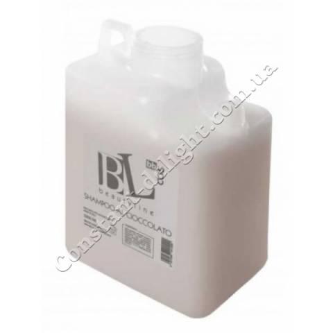 Шампунь для волос шоколадный с дозатором bbCOS 5000 ml