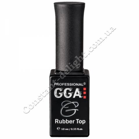 GGA Professional Каучуковый Топ 10 мл.