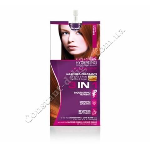 Тонирующая маска 3 в 1 ING Professional Color-ING Coloring Mask Triple Function, Паприка 25 ml