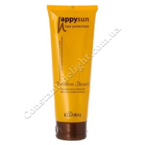 KAARAL Happy Sun Bamboo Shower - Шампунь для тела и волос 250 мл.