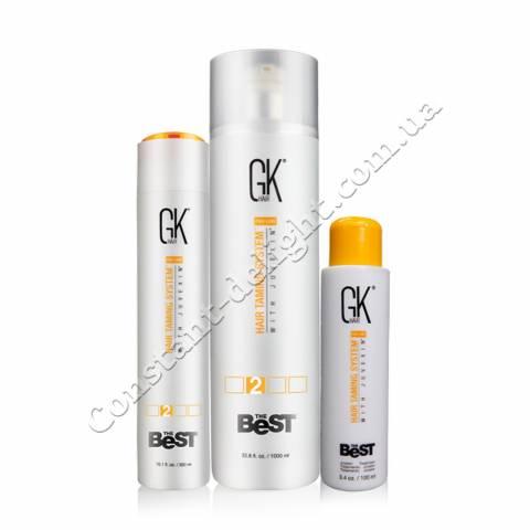 The Best - состав для выпрямления и восстановления волос 300 ml