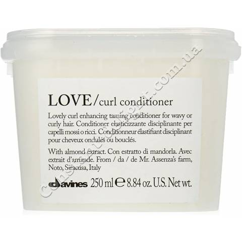 Кондиционер для усиления завитка Davines Love Curl Enhancing Conditioner 250 ml
