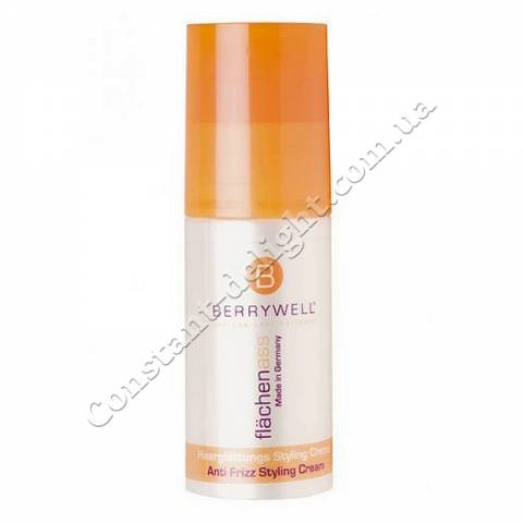 Крем-стайлинг для выпрямления волос Berrywell Anti Frizz Styling Creme 51 ml