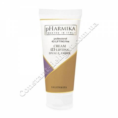 Крем для лица 4D лифтинг с DМАЕ и янтарной кислотой pHarmica Cream 4D Lifting DМАЕ & AMBER 200 ml