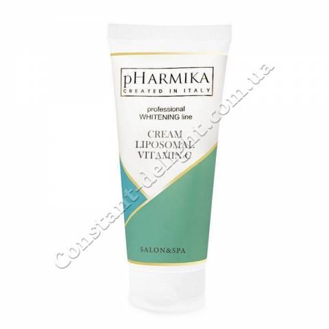 Крем для лица с липосомальным витамином С pHarmica Cream Liposomal Vitamin C 200 ml
