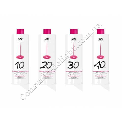 Кремовая окисляющая эмульсия Shot Oxidzing Emulsion Cream 1,5%, 3%, 6%, 9%, 12% 1000 ml