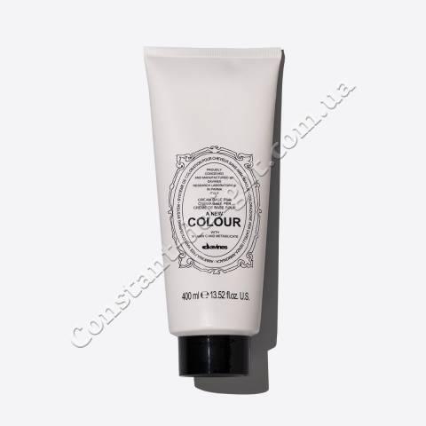 Кремовая основа для красителей Davines A New Color cream base 400 ml