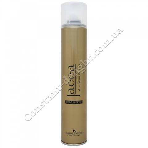 Лак для волос на основе экстракта льна Kleral System Semi di Lino Lacca 200 ml