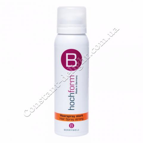 Лак для волос сильной фиксации Berrywell Hair Spray Strong Hold 101 ml