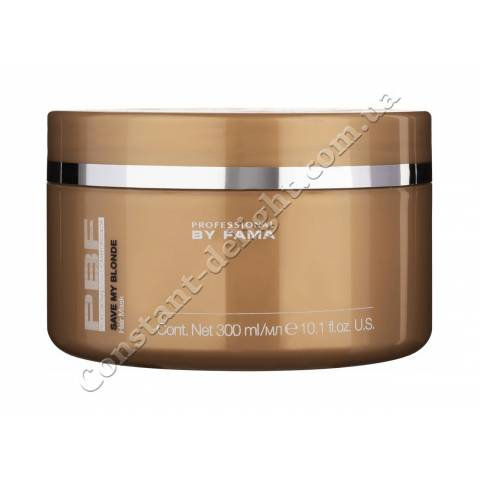 Маска для интенсивно обесцвеченных волос Professional By Fama Save My Blonde Hair Mask 300 ml