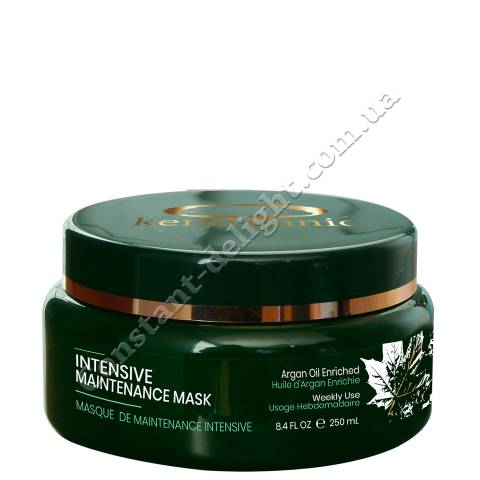 Маска кератиновая интенсивная Kerarganic INTENSIVE TREATMENT MASK 236 ml