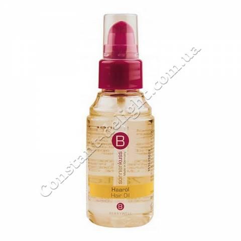 Масло для волос защита от солнца без силикона Berrywell Sun Protection Hair Oil 51 ml