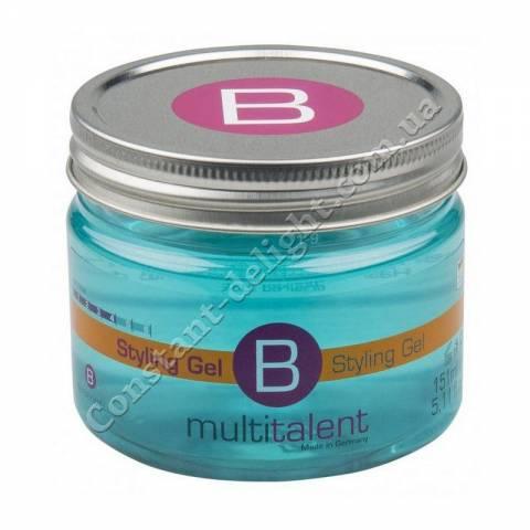 Многофункциональный гель для стайлинга волос Berrywell Multitalent Styling Gel 151 ml