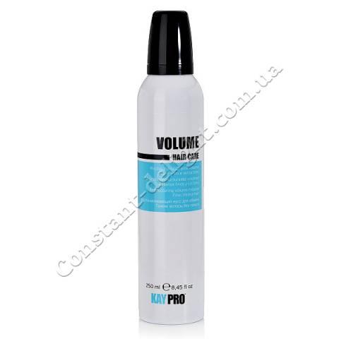 Мусс для создания объёма волос Kay Pro Hair Care Volume Mousse Pflege Festiger 250 ml