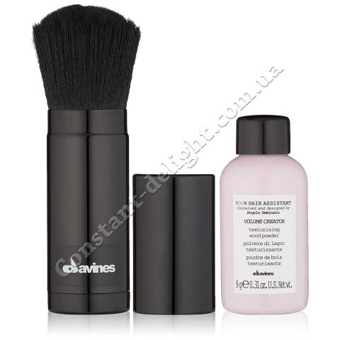 Набор для объема волос Davines Duo Pack Volume Creator And Brush