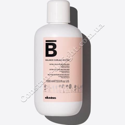 Нейтрализатор для химической завивки Davines Balance neutralizer 1000 ml