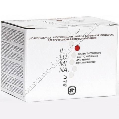 Обесцвечивающий порошок с протеинами шелка Barex Italiana Illumina Powder 500 g
