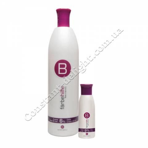 Окислители Berrywell Oxide Cream 1,9%, 3%, 4%, 6%, 9%, 12% 61 ml