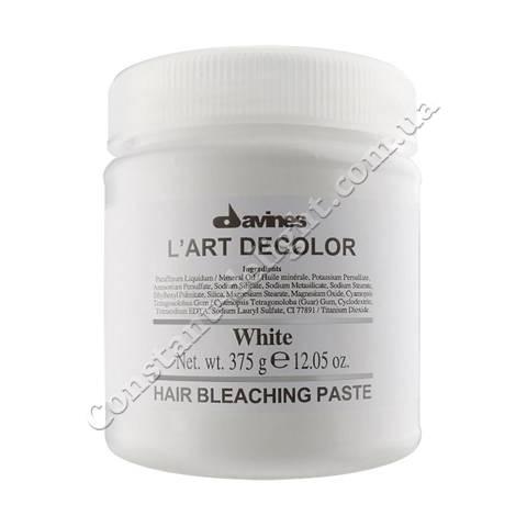 Осветляющая паста для волос Davines L'Art Decolor system Paste 375 g