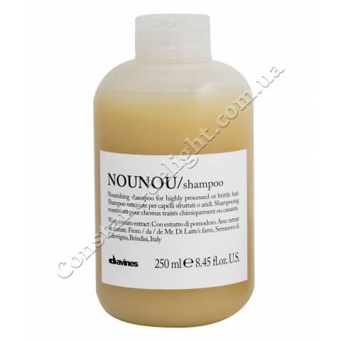 Питательный шампунь c экстрактом томата Davines Nounou Nourish Shampoo With Tomato Extract 250 ml