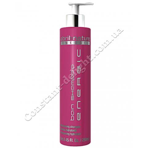 Поживний шампунь для відновлення волосся Abril et Nature Nutrition Line Treatment Energetic Shampoo 250 ml