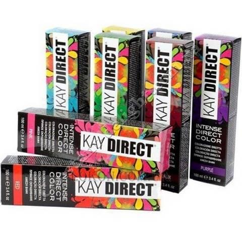 Полуперманентная краска прямого окрашивания KayPro Kay Direct 100 ml