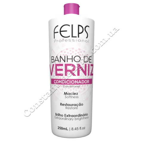 Послепроцедурной кондиціонер Felps Bahno De Verniz 250 ml