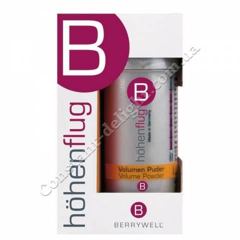 Пудра для создания объёма волос Berrywell Volume Hair Powder 10 g