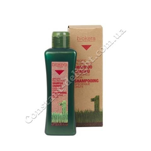 SALERM Biokera Honey Shampoo Scalp Care Медовый шампунь для чувствительной кожи головы 300 ml