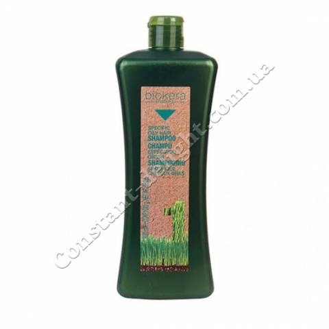 Salerm Champu especifico grasa Шампунь для жирной кожи головы 300 ml