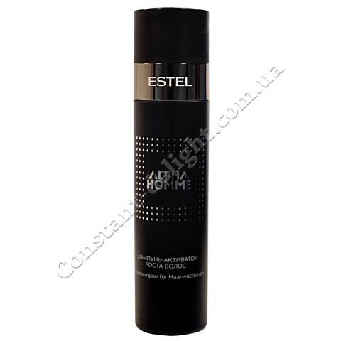 Шампунь-активатор для роста волос ESTEL ALPHA HOMME 250 ml