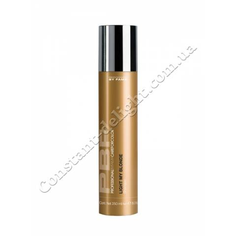 Шампунь для осветленных волос Professional By Fama Light My Blonde Shampoo 250 ml