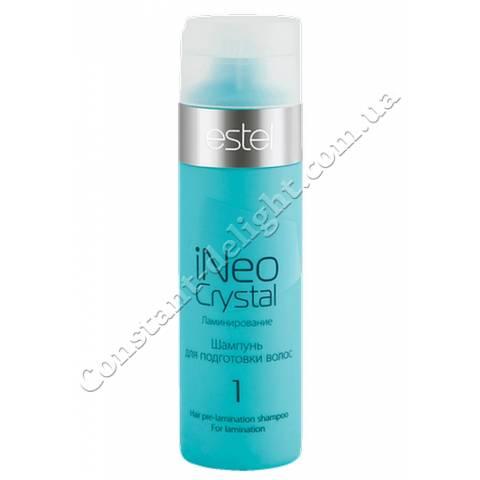 Шампунь для подготовки волос ESTEL iNeo-Crystal 200 ml