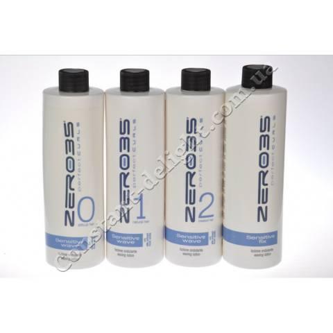 Составы для химической завивки (0,1, 2) Emmebi Sensitive Wave 500 ml