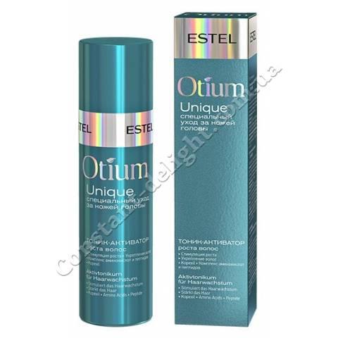Тоник-активатор роста волос Estel OTIUM UNIQUE 100 ml