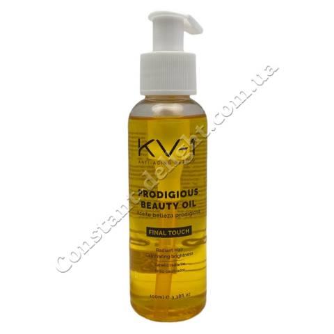 Восстанавливающее масло для волос KV-1 Final Touch Prodigious Beauty Oil 100 ml