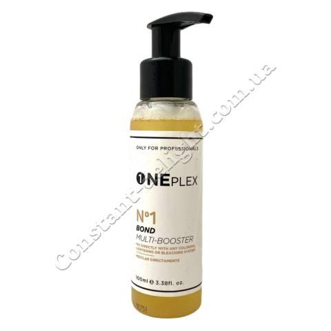 Восстанавливающий концентрат для волос KV-1 One Plex Multi-Booster 100 ml