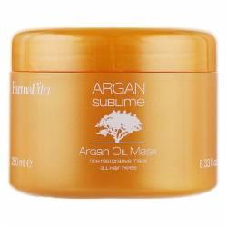 Маска с аргановым маслом Farmavita Argan Sublime Mask 250 ml