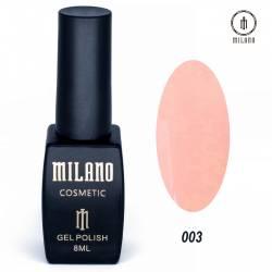 Гель-лак Milano №003