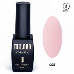 Гель-лак Milano №005