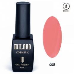 Гель-лак Milano №009
