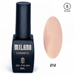 Гель-лак Milano №014